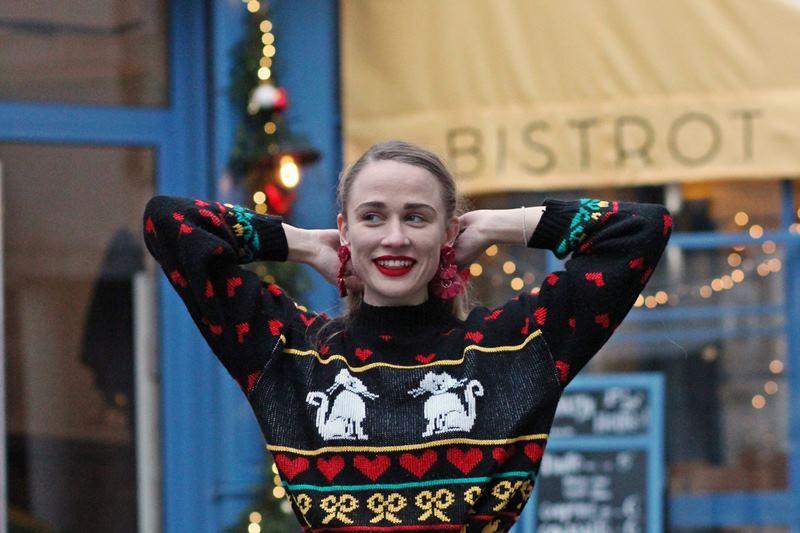 Ceci n'est pas un pull de Noël