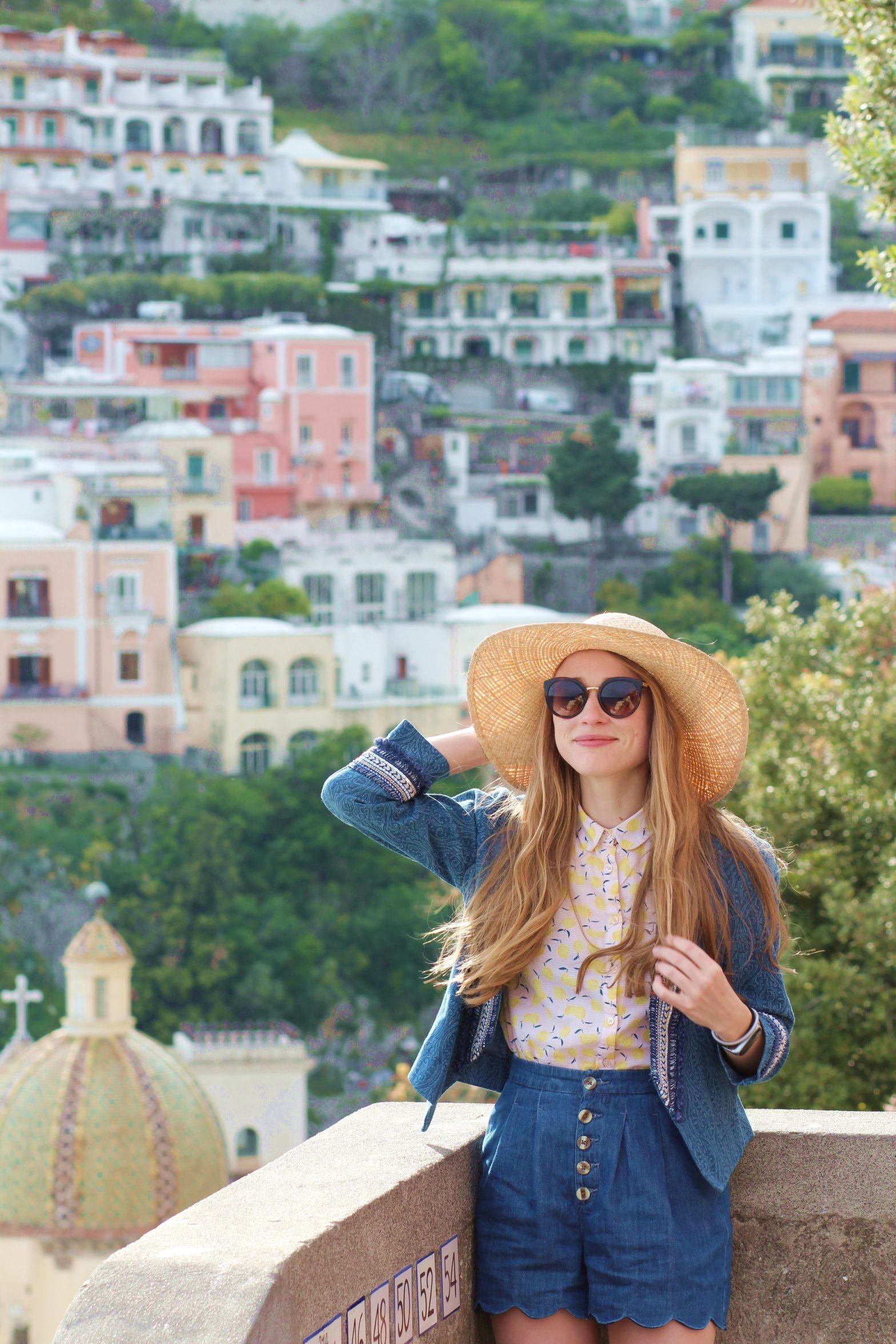 Escapade sur la Côte Amalfitaine