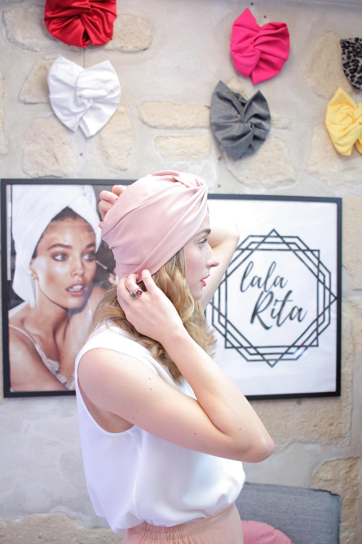La marque d'accessoires pour cheveux de la Parisienne: Lala Rita