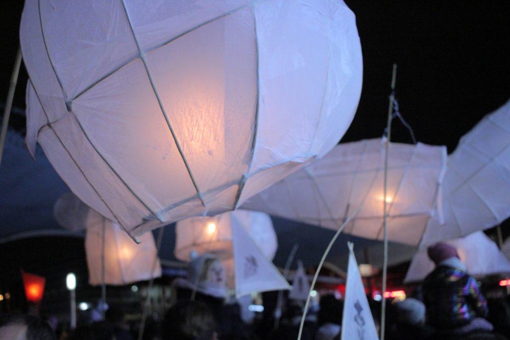 Fête lanternes Villette conseils placement