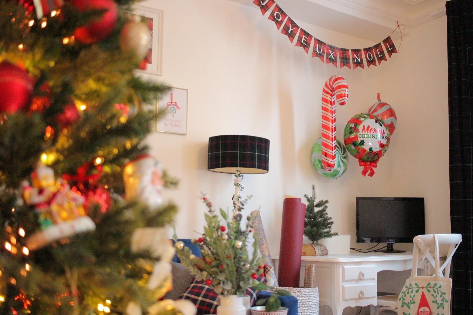 Ma décoration de Noël 2019