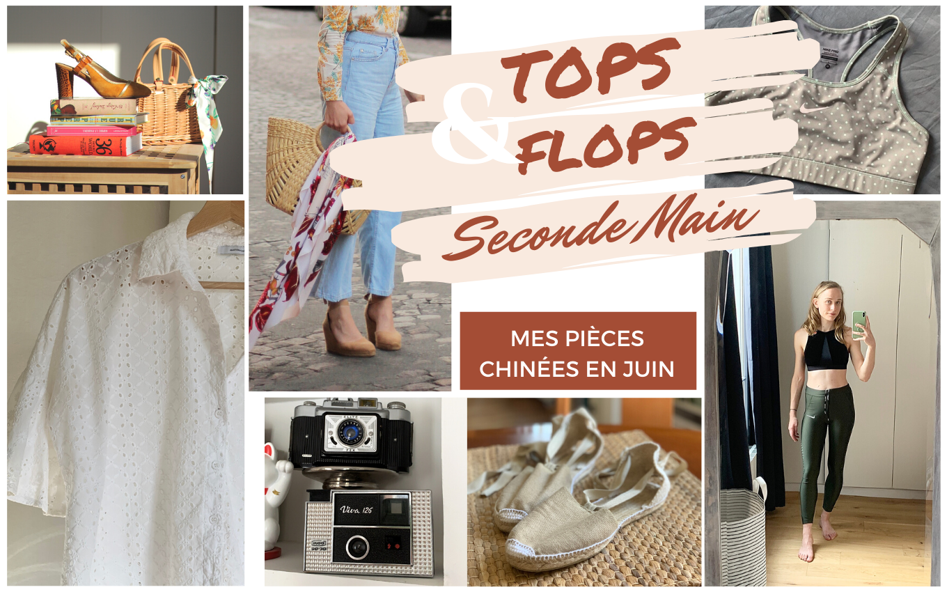 Seconde Main: Tops&Flops #6